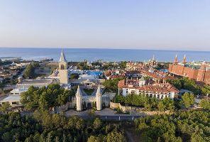 Анталия 2019 - луксозна почивка в Topkapi Palace 5* Ultra All Inclusive