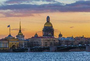 Класическа елегантност: Москва и Санкт Петербург