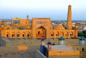 Екскурзия до Узбекистан и Таджикистан  - По пътя на коприната