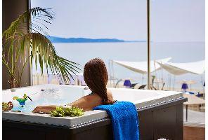 ТАСОС - Blue Dream Palace Tripiti Resort 4* - Почивка със собствен транспорт!