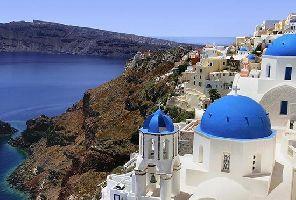 Мини почивка Атина и остров Санторини - автобус и самолет - 6 дни
