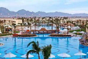 Екзотичен Шарм ел Шейх - почивка 7 нощувки в Hilton Sharks Bay Resort 4*