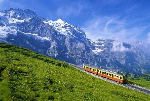 Швейцария със самолет и програма на български език - 5 дни!