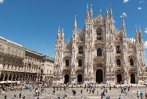 Най-ниски цени: Милано със самолет