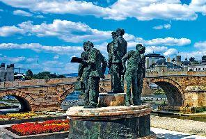 Македонска приказка - Скопие, Охрид, Битоля