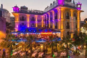 Нова Година в Истанбул 2021 в хотел Celal Aga Konagi Hotel & SPA 5*