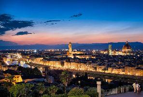 Романтиката на Флоренция: 4 дни - чартърен полет от ВАРНА!
