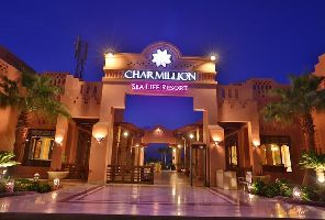 Екзотичен Египет - Шарм ел Шейх - Charmillion Sea Life Resort 4*