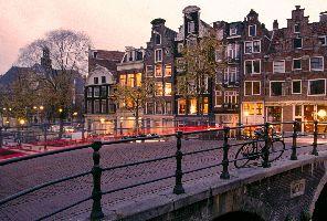 Майски фестивали в Амстердам, самолет (03.05-06.05.2020)