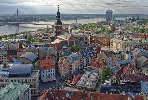 Литва, Латвия, Естония - 02.06.2019