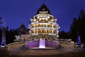 Петзвезден уикенд в Боровец – Феста Уинтър Палас Хотел 5*