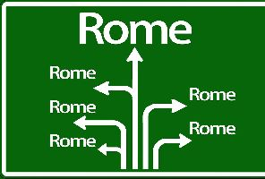 Коледа в Рим - самолет - 4 дни - Индивидуално пътуване!