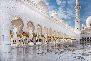 Абу Даби и Дубай - включени екскурзии - хотели 3*!