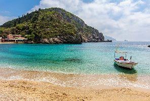 Великден на остров Корфу от ВАРНА - самолет