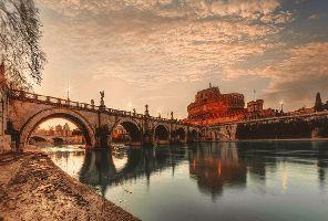 Уикенд в Рим - Вечният град - Raeli hotels 4*  - от Варна!