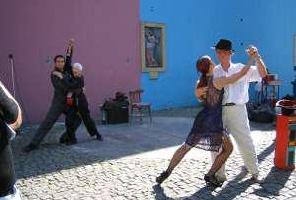 Аржентина - Бразилия - Игуасу - Покана за танго и самба!