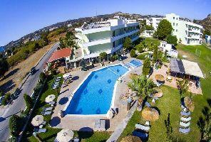 Остров Родос със самолет - почивка в Stamos Hotel 3* Plus, All Inclusive
