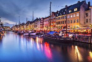 Копенхаген и Малмьо със самолет