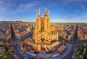 Есенен уикенд в Барселона с директен полет от Варна