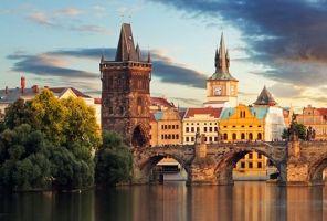 Златна Прага (от София)