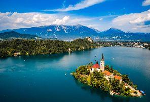 Словения - Природа и култура 2020г.