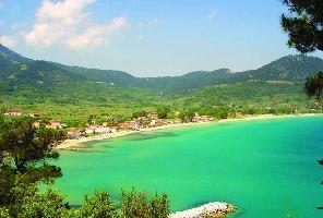 Остров ТАСОС: в полите на връх Ипсарио - от Добрич, Варна и Бургас!