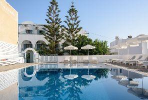 Почивка в Санторини 2020 - октомври: Iris Boutique Hotel 3*, Камари
