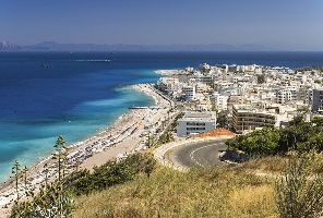 Палитрите на Егейско море: Родос, Мармарис и Кушадасъ - самолет и автобус