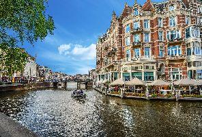 ЦВЕТНА ПРОЛЕТ В АМСТЕРДАМ + БОНУС - Круиз по каналите на Амстердам