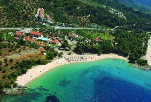 Пакет 5 нощувки, Гърция, Lagomandra beach hotel от 346 лв. на човек