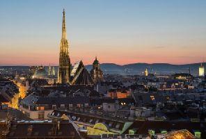 Есенно настроение в аристократична Виена 5-8 септември