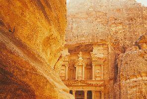 Йордания: Акаба и Петра + джип тур в пустинята Вади Рам - Вариант 2