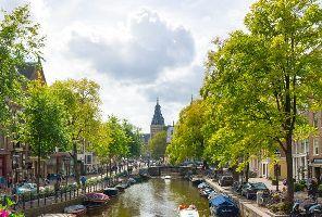 Най-ниска цена: Амстердам със самолет