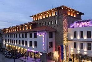 Нова година в Гранд хотел Янтра 4*, Велико Търново, Полупансион