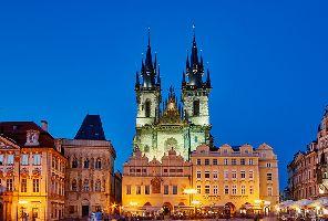 Предколедна Прага - 4 дни от 17.12.2020 г. - полет от ВАРНА