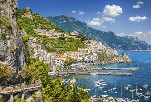 Почивка в Италия 2021 г. - Кампания - Бая Домиция - хотел Giulivo 4*