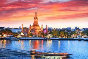 Мегаполисите на Индокитай - Бангкок - Ханой - Сайгон