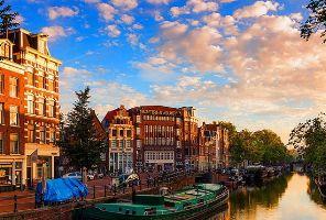 Екскурзия Копенхаген - Амстердам - самолет - 4 нощувки