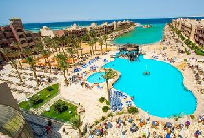 Почивка в Египет - Хургада - SUNNY DAYS EL PALACIO RESORT & SPA 4*