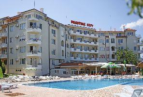 Морска почивка в Апарт Хотел Престиж Сити 1 – Слънчев бряг