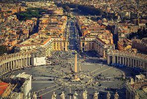 Екскурзия до Рим със самолет - 4 дни