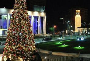 Нова Година в Дуръс, Албания