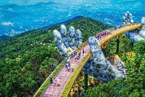 Подранило лято 2020г. в Да Нанг, Виетнам