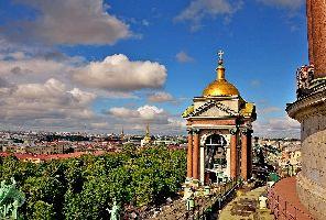 Великден в Санкт Петербург - 5 дни/4 нощувки от 18.04.2020 г.