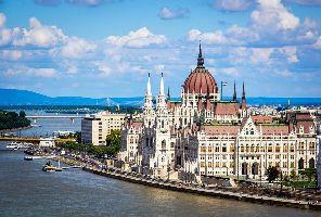 Най-ниски цени: Будапеща със самолет