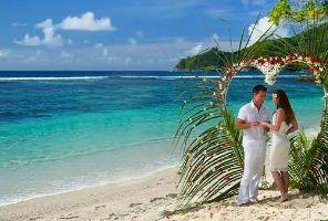 Сватба в Сейшели
