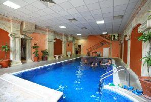 Неделен СПА релакс в хотел Свети Никола 4*, Сандански, Полупансион