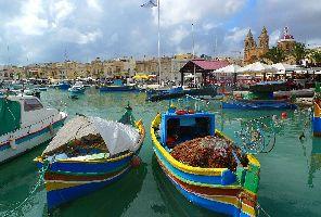 22-ри септември в Малта - пътуване със самолет