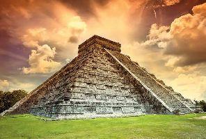 Мексико Империята на Маите