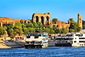 ЕГИПЕТ: Луксозен круиз по река Нил 2018 + тур на Кайро: ТОП оферта